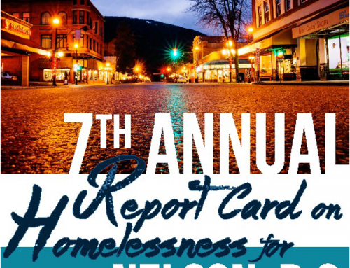 7th Annual Report Card on Homelessness in Nelson