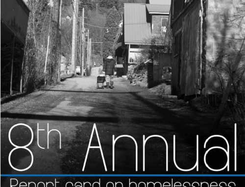 8th Annual Report Card on Homelessness in Nelson