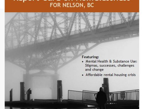 9th Annual Report Card on Homelessness in Nelson