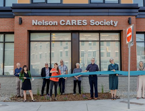 News Release ~ Affordable rental building opening in Nelson