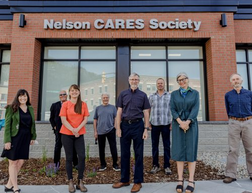 Nelson CARES opens its doors to tenants