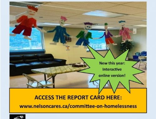 13th Annual Report Card on Homelessness in Nelson